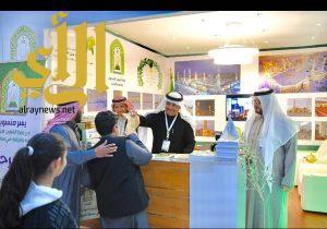 معارض حكومية تقدم خدماتها لزوار مهرجان الزيتون
