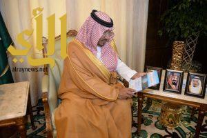 نائب أمير عسير يستقبل عضو مجلس الشورى الدكتور اليامي