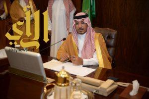 نائب أمير عسير يترأس الاجتماع الأولي لهيئة الترفيه