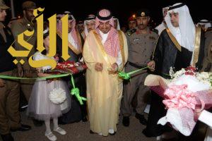 الأمير منصور بن مقرن: افتتاح 6 متنزهات سياحية بمنطقة عسير العام المقبل