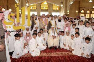 نائب أمير عسير يشرف حفل جمعية تحفيظ القرآن الكريم