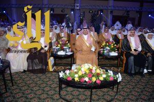 الأمير منصور بن مقرن يرعى حفل غرفة أبها