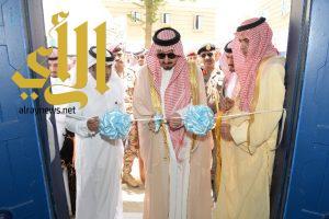 أمير عسير يدشن معرض أبها على صفحات الرياض