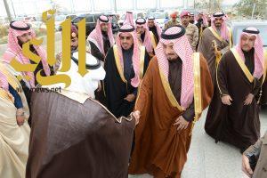 الأمير فيصل بن خالد : وقوفي بين أبنائي المتفوقين مصدر فخر واعتزاز