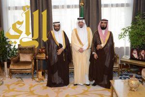 أمير عسير يستقبل رئيس القطاع الجنوبي بالسعودية للكهرباء