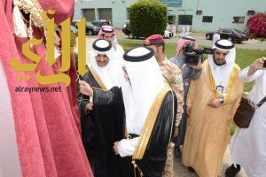 أمير عسير يفتتح مدينة الأمير فيصل بن خالد للتربية الخاصة