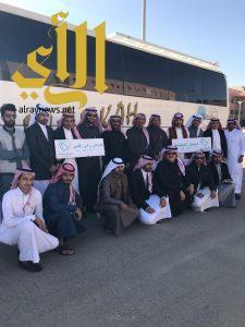 جامعة الباحة تنظم رحلة تثقيفية وتعليمية لمدينة الرياض