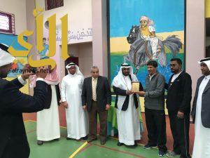 """فعاليات وبرامج ميدانية لـ""""تربية جامعة الباحة"""" في مدرسة الفلاح"""