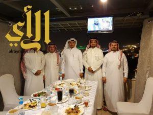 حفل إفطار رمضاني يجمع منسوبي إدارة العلاقات العامة بالشؤون الإسلامية بعسير