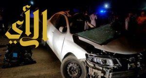 وفاتان و 9 إصابات في حادثين منفصلين بعسير