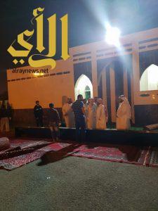 مدير عام الشؤون الإسلامية بعسير يتفقد مصليات العيد بأبها