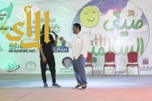 انطلاق فعاليات مهرجان السالمية المجاني ببريدة