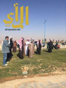 بلدية حفر الباطن : تجهز لمهرجان الربيع والتراث