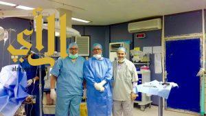 إنقاذ حياة  عشريني بمستشفى الأمير عبد المحسن بالعلا تعرض للطعن بآلة حادة