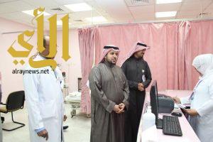 تدشين وحدة الكشف المبكر عن سرطان الثدي في مستشفى الزلفي