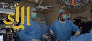 نجاح عملية تكميم لمريض يزن ٢٦٥ كيلو في مدينة الملك عبدالله الطبية بالعاصمة المقدسة