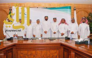 """إتفاقية شراكة مجتمعية بين """"الصحة"""" وأوقاف عبدالغني حسين لبناء 10 مراكز صحية"""