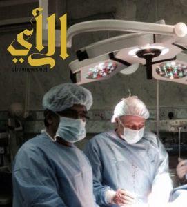 إجراء جراحي ناجح بمستشفى الأنصار لإنقاذ خمسينية من ورم ضخم