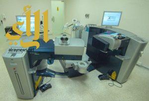 نجاح زراعة عدسات دائمة  لـ 30 مريضاً  في نجران