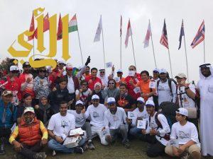 انطلاق برنامج مليكي ووطني من قمة جبل بونشاك