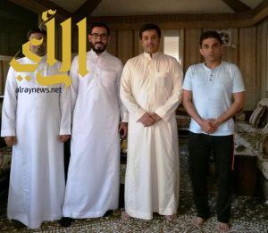 3 حكام سعوديين ينالون الشارة الدولية في المبارزة