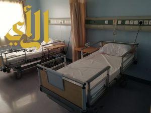 تدشين أقسام التنويم في مستشفى سلوى العام