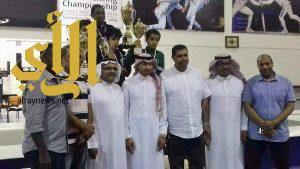 ختام بطولة المملكة للمبارزة تحت 13و20 سنة