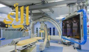 جراحة ناجحة تنقذ حياة شاب بمدينة الملك عبدالله الطبية