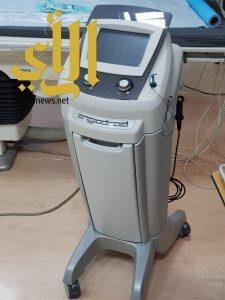 تقنية جديدة للتصوير بالأشعة بمستشفى الملك فهد بجدة