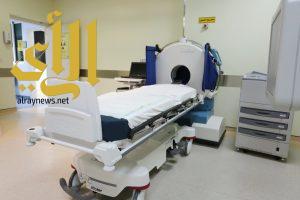 بدء العمل بأحدث جهاز للأشعة المقطعية في مجمع الأمل بالمدينة المنورة
