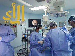 إجراء أول عملية إصلاح رباط صليبي بالمنظار بمستشفى أحد رفيدة