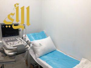 أجهزة حديثة بقسم الأشعة بمستشفى الملك فهد بالمدينة