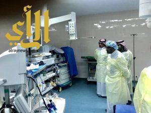 تقنيات طبية متطورة لقطاع المهد الصحي