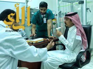 طوارئ مستشفى حائل العام تقدم خدماتها لأكثر من (53606) مراجع