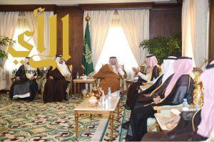 الأمير تركي بن طلال يلتقي معالي وزير الإسكان