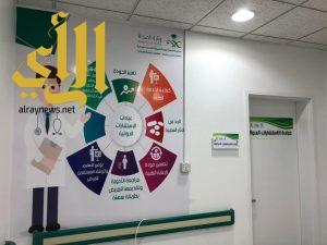 عيادة للإستشارات الدوائية بـمستشفى رفحاء العام