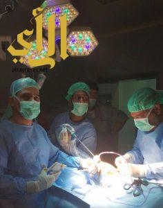 536 جراحة ناجحة بمستشفيات الجوف الشهر الماضي