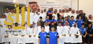 تركي بن طلال يشرف حفل نادي أبها الرياضي