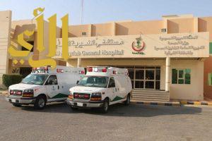 """إيقاف """"نزيف الدماغ"""" ينقذ حياة مريض بمستشفى النعيرية العام"""
