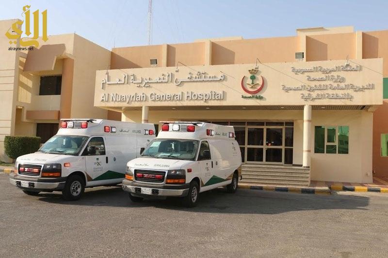 "eb17d08e1 إيقاف ""نزيف الدماغ"" ينقذ حياة مريض بمستشفى النعيرية العام » صحيفة ..."