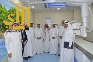 مشاريع تطويرية في مركز الأمير سلطان للقلب بالأحساء