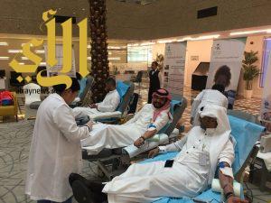 الصحة تنفذ حملات للتبرع بالدم لمدة أسبوع