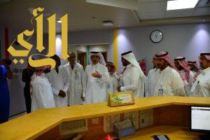 إفتتاح عيادات الأورام في مستشفى الملك سلمان التخصصي بحائل