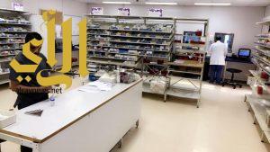 أكثر من ( ٢٢ ) ألف وصفة طبية إلكترونية شهرياً يصدرها مستشفى المؤسس بجدة