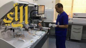 بدء العمل في المختبر المرجعي لقطاع الصحة العامة ببريدة