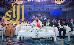 خادم الحرمين يشرف حفل المنتدى الاستثماري السعودي الصيني