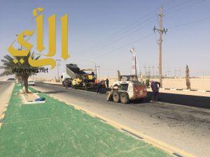 بلدية قرية العليا تنهي كافة استعداداتها لاستقبال عيد الأضحى المبارك