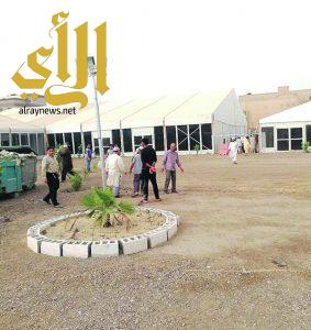 دعوة 7000 صائم في مخيم سلام لتوعية الجاليات بصناعة الدمام الثانية