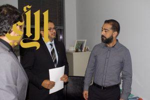 " ""IGEC""راعياً رسمياً للنادي السعودي بمدينة نيوكاسل الإسترالية"
