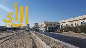 بلدية القطيف: انجاز تطوير الجزء الجنوبي من شارع ابن عوف خلال 4 أسابيع